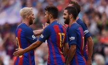 فيديو: برشلونة يسحق سيلتيك بثلاثية مقابل هدف