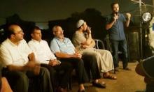 يافا: خيمة اعتصام ضد الاستيطان في حي العرقتنجي