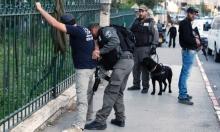 الاحتلال يعتقل 574 فلسطينيا خلال تموز