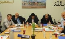 رئيس بلدية باقة الغربية يدعو لجلسة خاصة لإقالة نوابه