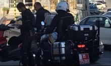 تحرير 61 مخالفة سير في حملة للشرطة قرب حيفا