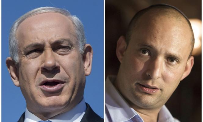 """ذروة جديدة: توتر حاد بين حزبي الليكود و """"البيت اليهودي"""""""