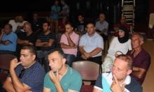 مجد الكروم: اجتماع لمناقشة خارطة الحي الشرقي
