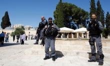 الاحتلال يقتحم قبة الصخرة ويعتقل موظفين للأوقاف