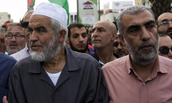 اعتقال نائب رئيس الحركة الإسلامية كمال خطيب من منزله