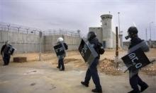 اقتحام سجن نفحة والاعتداء على الأسرى الفلسطينيين