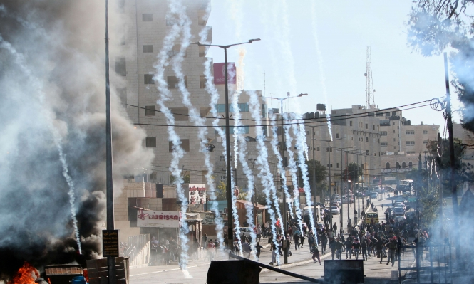 مخيم الدهيشة: إصابات بالرصاص الحي واعتقالات