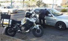 رهط: الشرطة تحرر المخالفات بزعم ضبط قوانين السير