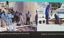 الناصرة: اكتشاف كنيسة بيزنطية خلف كنيسة البشارة للروم