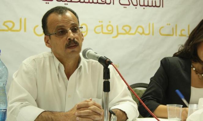 """لقاء   عبد الفتاح يتحدث عن مبادرة """"جنوب أفريقيا"""" و""""الكونغرس الفلسطيني"""""""