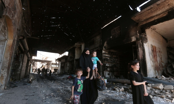 سورية: داعش يختطف 2000 مدني من منبج