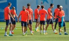 برشلونة يعلن تشكيلته لملاقاة إشبيلية بكأس السوبر