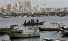غزة: بحرية الاحتلال تعتقل 5 صيادين