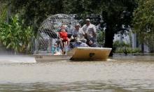 فيضانات لويزيانا