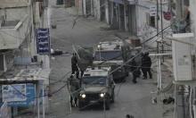 الخليل: 35 جريحا بمواجهات متواصلة بمخيم الفوار