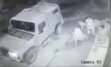 لمجرد التنكيل: جنود احتلال يلقون قنبلتين على فلسطينيين