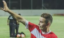 عمران القريناوي يتحدث بعد فوز الفريق اللداوي