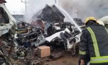السعودية: سبعة قتلى بقذيفة أطلقت من اليمن