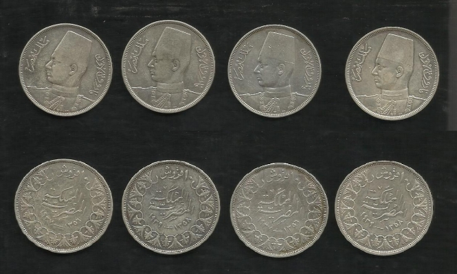 سوق العملات القديمة... هواية تصنع المليونيرات