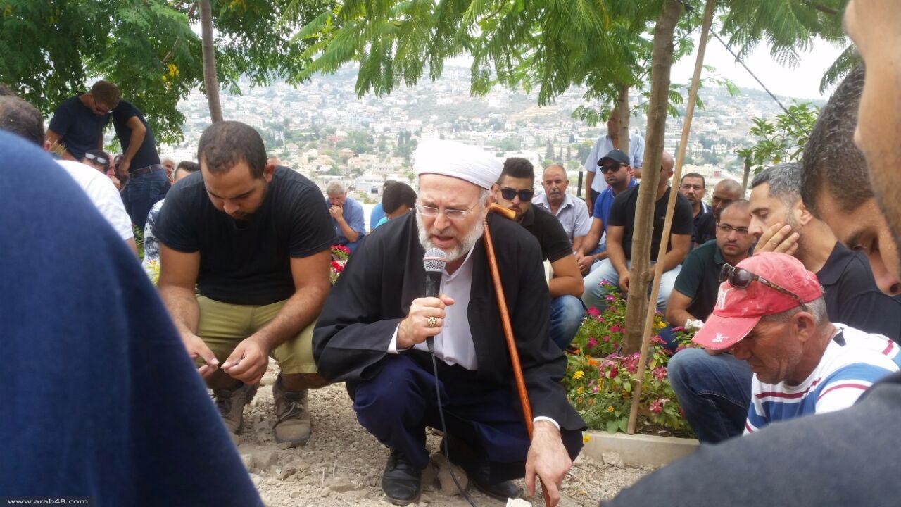 عارة: المئات يشيعون جثمان الشابة أمل يونس