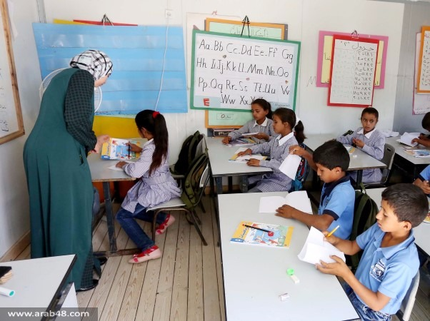 مدرسة الخان الأحمر... نموذج للصراع الفلسطيني الإسرائيلي