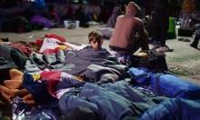 تحذير: الأطفال السوريون في خطر في مخيمات اليونان