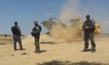 النقب: الجرافات الإسرائيلية تهدم العراقيب للمرة 102