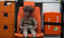 عمران دقنيش: طفل يروي مأساة حلب من تحت الركام