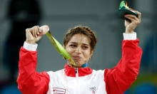 ريو 2016: ميدالية برونزية لتونسية في المصارعة الحرة