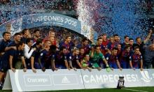 برشلونة يتوّج بكأس السوبر الإسباني للمرة 12