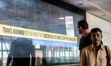 """مطار إسطنبول: السويد """"بلد الاغتصاب"""""""