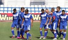 صور: أبناء اللد يسقط بأولى مبارياته في الدوري
