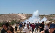 الضفة الغربية: الاحتلال يقمع عدة مسيرات  مناهضة للاحتلال