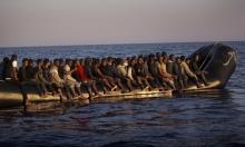 إنقاذ 304 لاجئين وغرق 5 في المتوسط