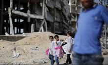 الصليب الأحمر يدعو لتوفير احتياجات غزة