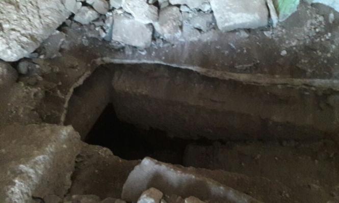 الطيبة: تدنيس مقام الشيخ مشرف ونبش القبر