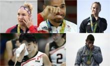 دموع الفرح... أبرز مشاهد ريو 2016