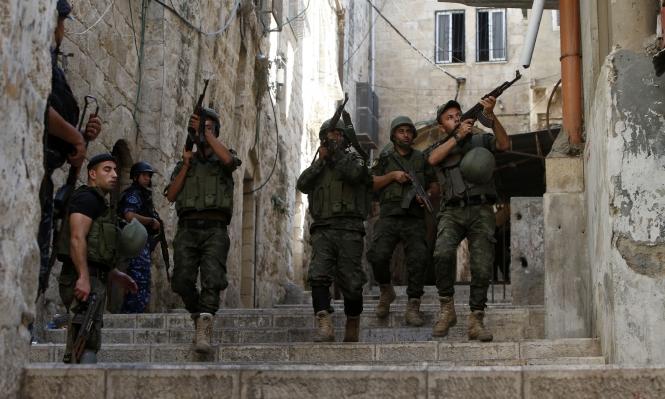 الأمن الفلسطيني يكشف تفاصيل جديدة حول عملية نابلس