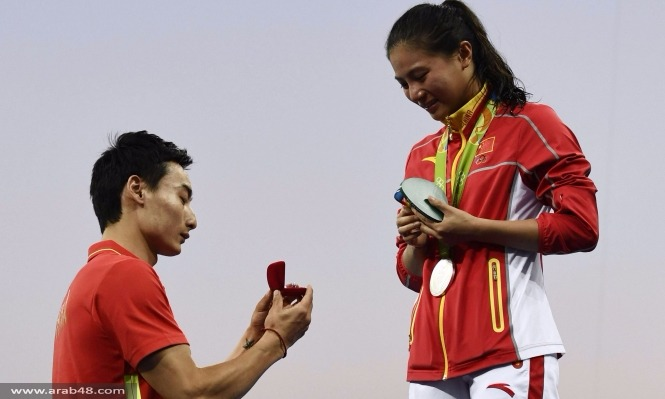 مواقف طريفة وغريبة تلقي بظلالها على أولمبياد ريو