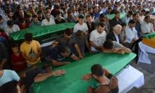 تركيا: نحو نصف ضحايا تفجير غازي عنتاب أطفال