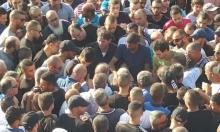 الناصرة تشيع جثمان الشاب يوسف عبد الخالق