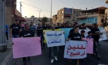 سخنين: تظاهرة رفضا لشبهات تلاعب في مناقصات