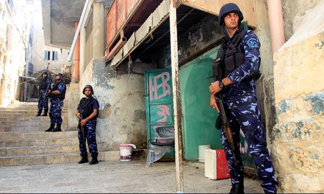 نابلس: احتجاجات عنيفة بعد مقتل حلاوة