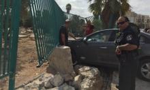 اللد والناصرة: إصابة امرأتين وفتاة في حادثين