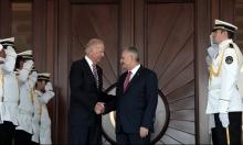 رئيس الوزراء التركي يستقبل نائب الرئيس الأميركي