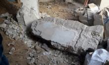 مصرع عامل انهار عليه جدار في ورشة بناء