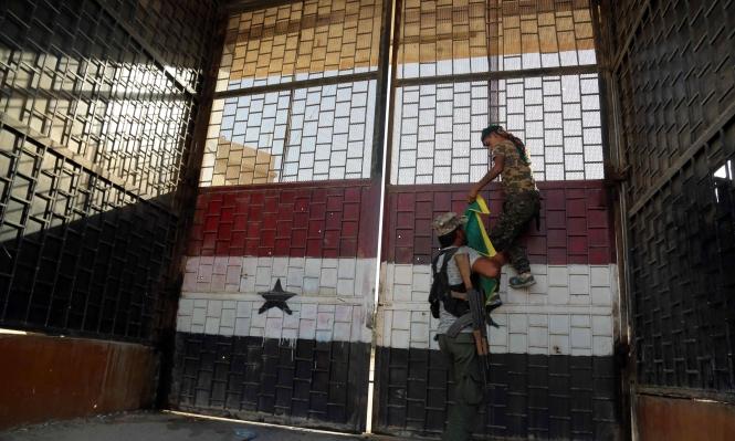 سورية: الأكراد يفوزون بمعركة ضد النظام وتركيا تحشد ضدهم
