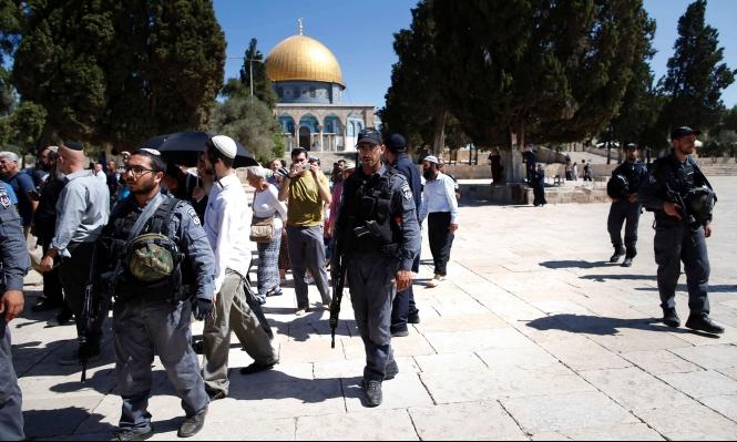 """حكومة إسرائيل كبرى """"حركات الهيكل"""""""