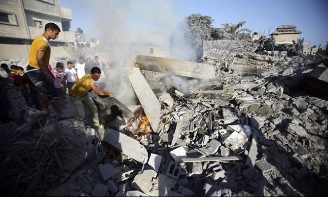 """الاحتلال يغلق ملفات قتل مدنيين فلسطينيين في """"الجرف الصامد"""""""