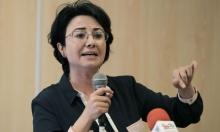 النائبة زعبي تطالب بإقامة لجنة لمحاربة العنف والجريمة